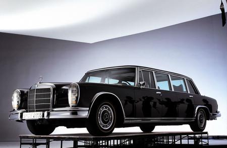 Mercedes Benz 600 Pullman Limousine 1964