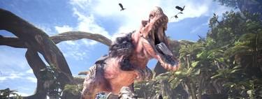 Monster Hunter World en su versión para PC ha superado los dos millones de unidades vendidas en dos días, según SteamSpy