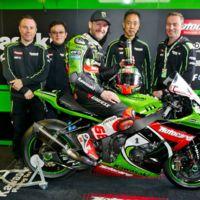 Tom Sykes se mantendrá fiel a Kawasaki, dos años más de dream team verde