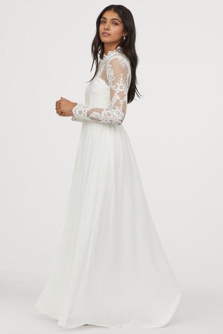 En las segundas rebajas de H&M encontramos un vestido de novia por menos de 100 euros
