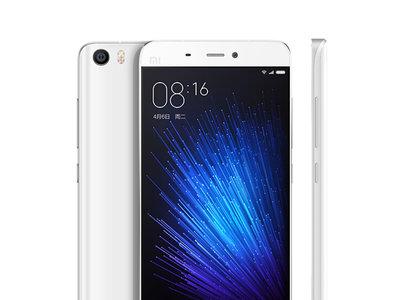 Xiaomi Mi5 Pro, con 4GB de RAM y 128GB de capacidad, por 307,99 euros