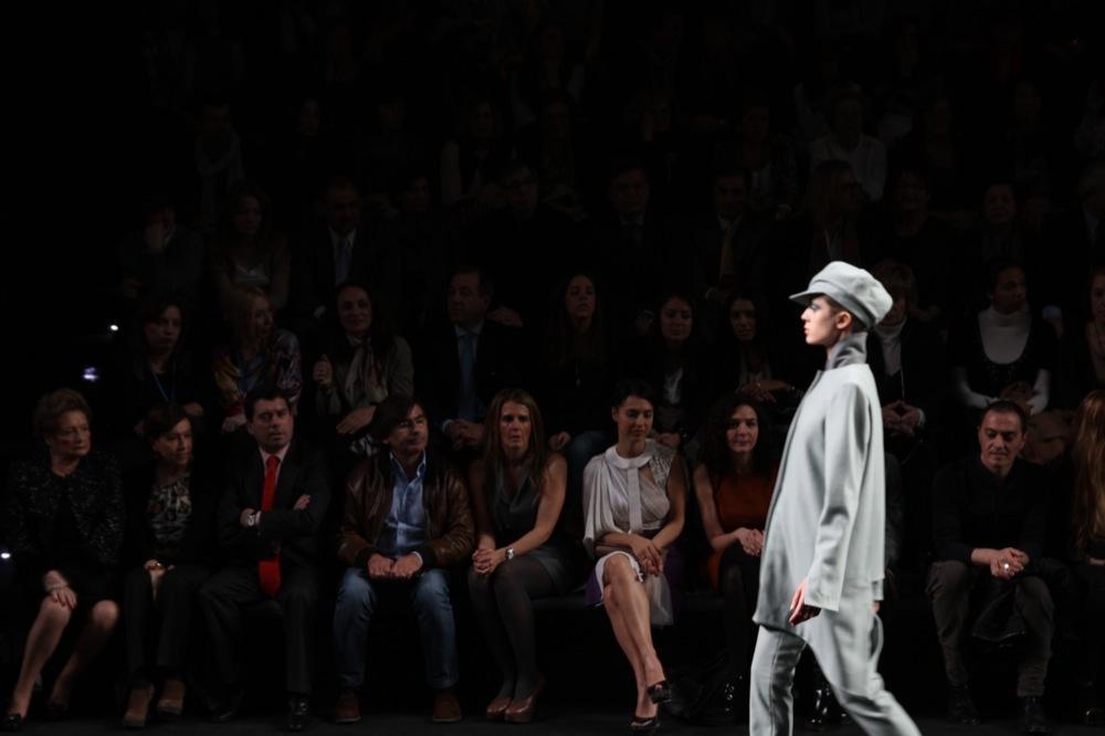 Foto de Jesús del Pozo en la Cibeles Fashion Week Otoño-Invierno 2011/2012 (20/71)