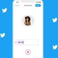 Twitter ahora se parecerá más a WhatsApp: llegan los 'tweets de voz', clips de audio de hasta 140 segundos para expresar lo que sea