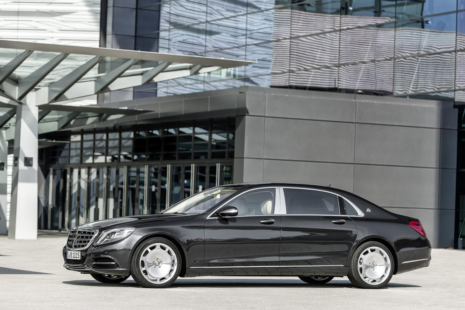 Foto de Mercedes-Benz Clase S Maybach (31/38)
