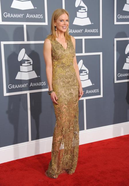 Kidman Grammy 2013