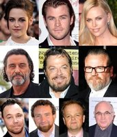 Winstone, McShane, Izzard, Hoskins, Jones, Marsan y Graham serán los enanos de otra Blancanieves