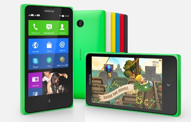Nokiax2 Android