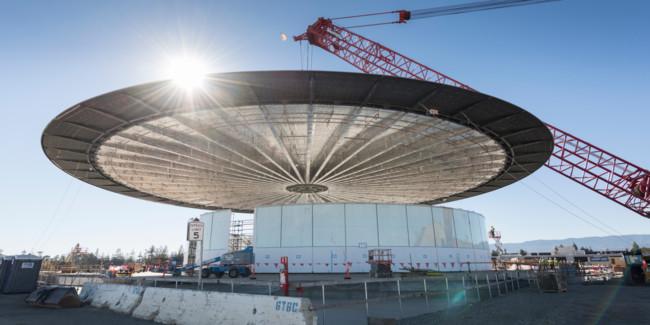 Apple comparte más detalles y nuevas imágenes de su esperado Campus 2