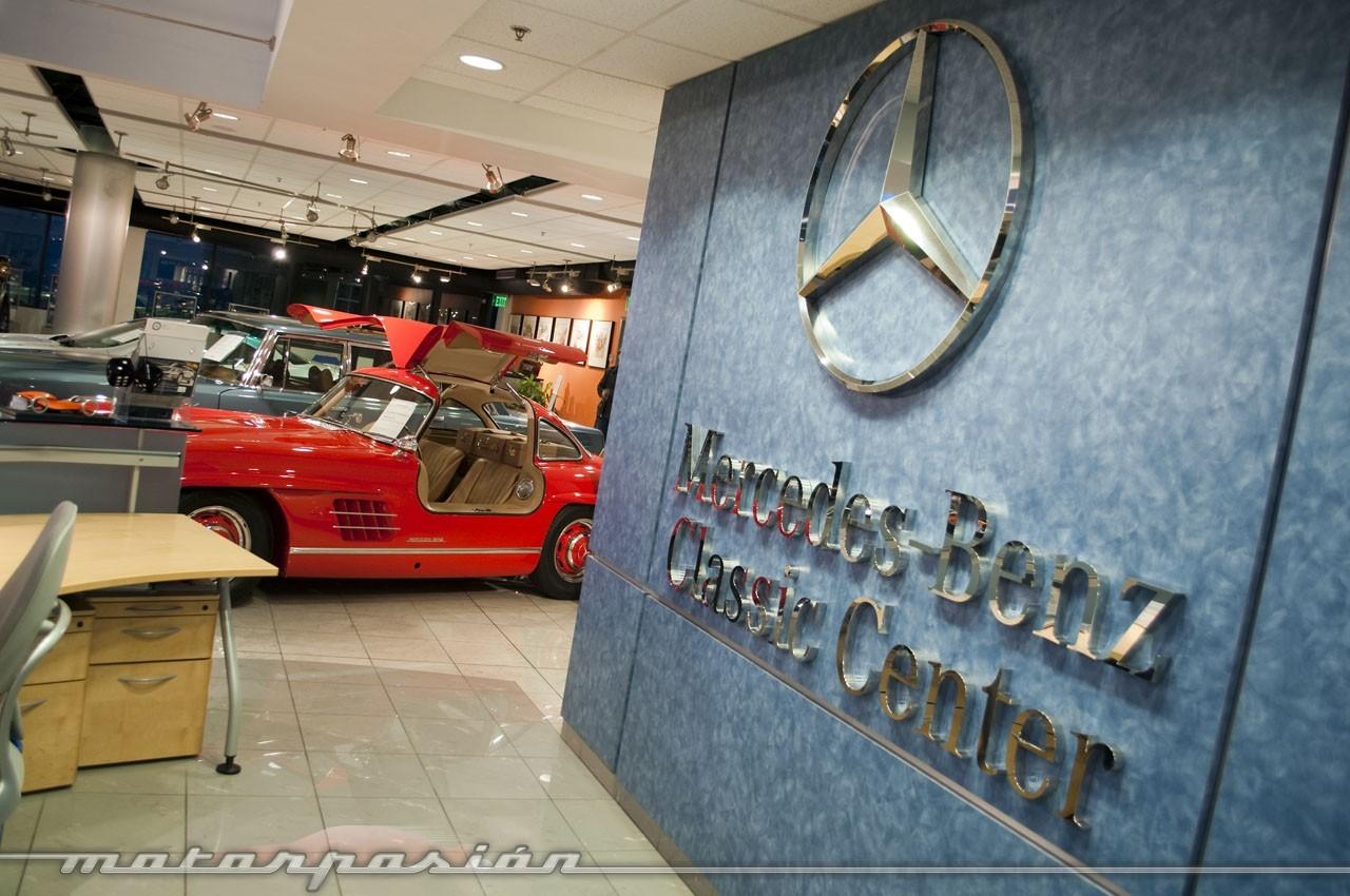 Foto de mercedes benz classic center en irvine california for Mercedes benz irvine ca