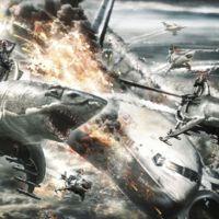 'Sky Sharks', tráiler de la película con tiburones zombis nazis voladores