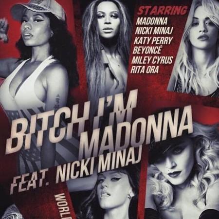 Madonna la lía parda en su último videoclip