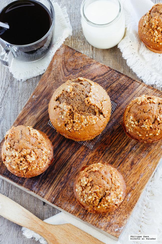 Muffins Choco Moka