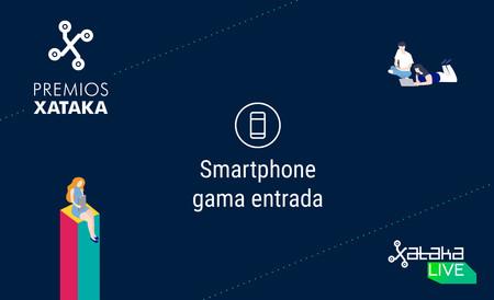 Mejor smartphone de gama de entrada: vota en los Premios Xataka 2018 [votación reiniciada]