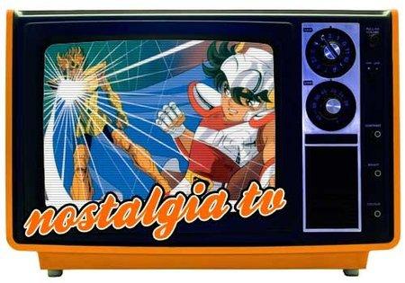 'Caballeros del Zodiaco', Nostalgia TV