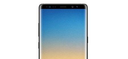 Más rumores del Galaxy Note 8: podría llegar con pantalla Force Touch, según rumores