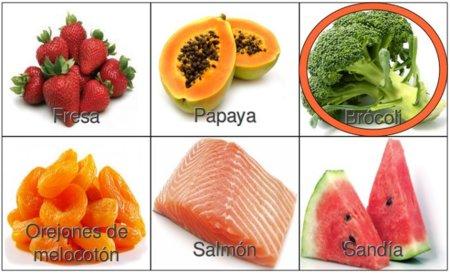 Solución a la adivinanza: el alimento con más carotenos es el brócoli