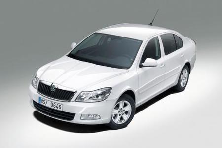 Škoda Octavia Greenline