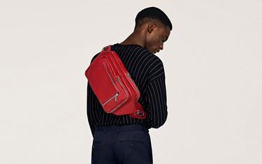 Zara adopta el furor de Supreme x Louis Vuitton con accesorios más que radiantes