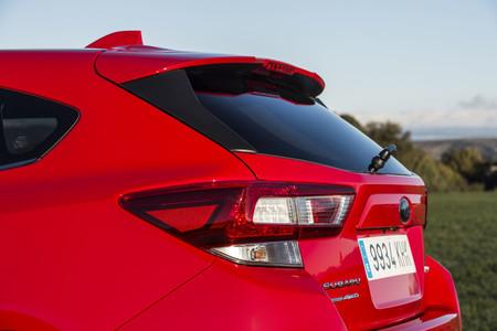 Subaru Impreza ópticas traseras