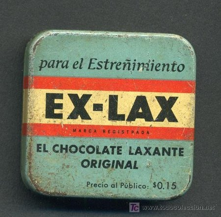 El botiquín de nuestra casa (XI): el laxante