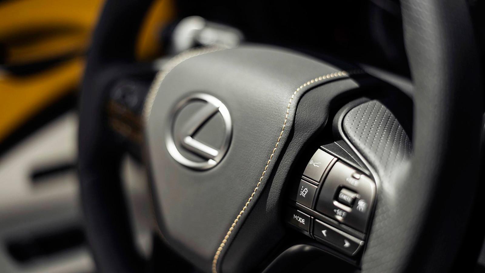 Foto de Lexus LC 500 Inspiration Series (7/14)