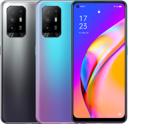 Colores Oppo A94 5g