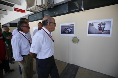 En memoria de Luis Salom, varios homenajes mantendrán vivo su recuerdo en el GP de Catalunya
