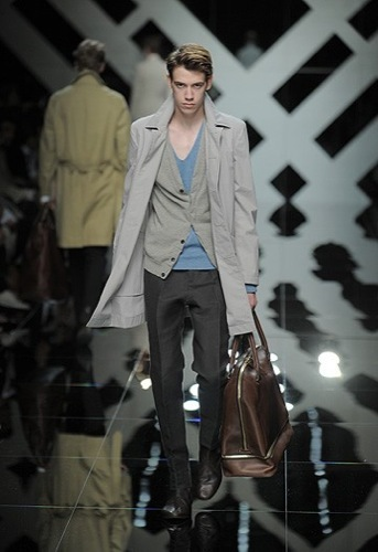 Burberry Prorsum, Primavera-Verano 2010 en la Semana de la Moda de Milán IV