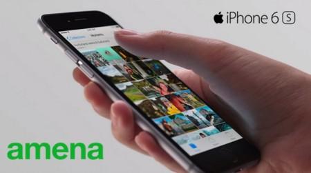 Amena venderá el iPhone 6s por 709 euros sin permanencia