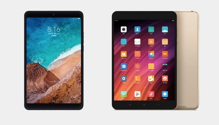 Mi Pad 4 vs Mi Pad 3: esto es todo lo que ha cambiado en la tablet de Xiaomi