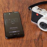 Leica Fotos, la nueva app alemana que conecta tu cámara para controlarla con el móvil