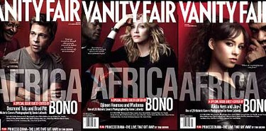 Bono para Vanity Fair