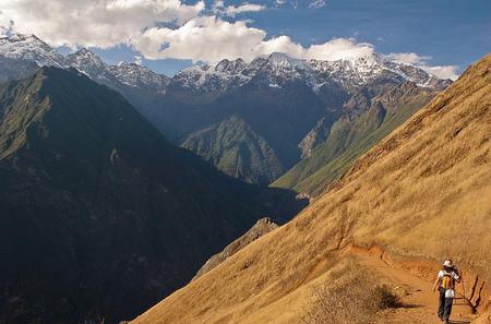 Descubren un nuevo tramo del Camino del Inca