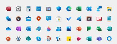 Los nuevos iconos de Windows 10 son otra muestra de la falta de consistencia en el diseño del sistema