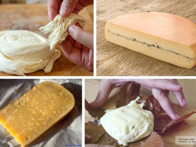 ¿Cuánta grasa tiene el queso? por fin será más sencillo conocerlo