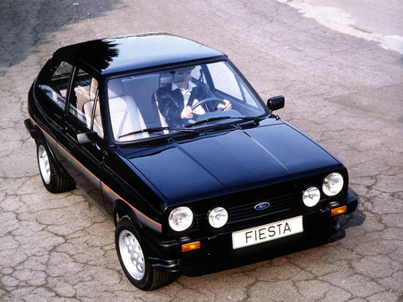 Ford Fiesta XR-2