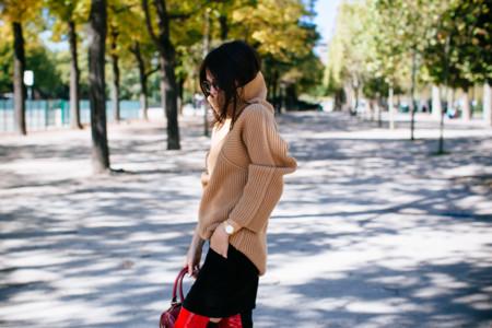 Doina Ciobanu Red Versace Boots 12