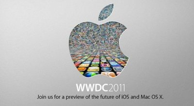 WWDC 2011, el evento de desarrolladores de Apple presentará Mac OS X Lion, iOS 5 y iCloud