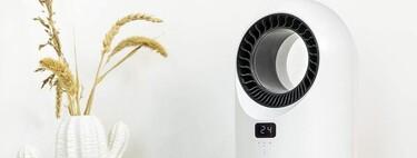 Agosto es mes de descuento en Cecotec y sus pequeños electrodomésticos como ventiladores, robots aspiradores y calefactores