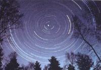 Movimiento aparente de los astros y estrellas circumpolares