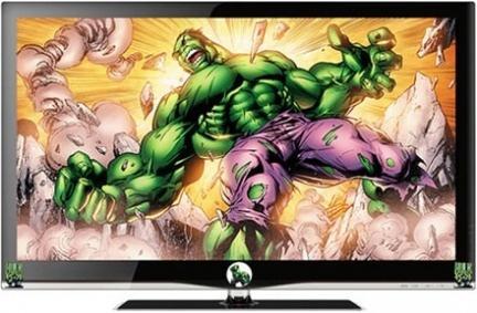 Televisores de Marvel, de los comics a la tecnología