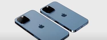 iPhone 13: características, precio, fecha de lanzamiento y todo lo que creemos saber sobre el móvil de Apple