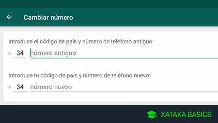 Cómo cambiar tu número de teléfono en WhatsApp manteniendo tus mensajes