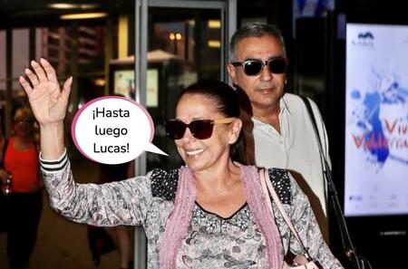 Isabel Pantoja y su hermano Agustín se dan a la fuga: su futuro más inmediato en México