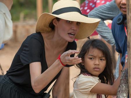 Camboya apuesta por Angelina Jolie: la estrella peleará por el Oscar con 'Se lo llevaron'