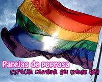 Parejas de Poprosa: Especial Semana del Orgullo Gay