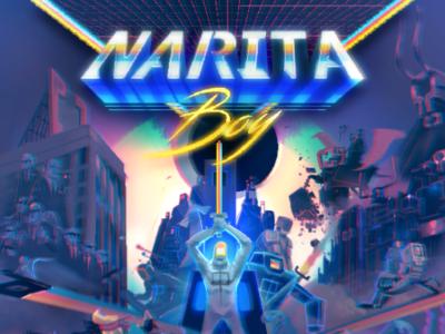 Narita Boy no es el enésimo indie en clave de pixelart, es arte en movimiento