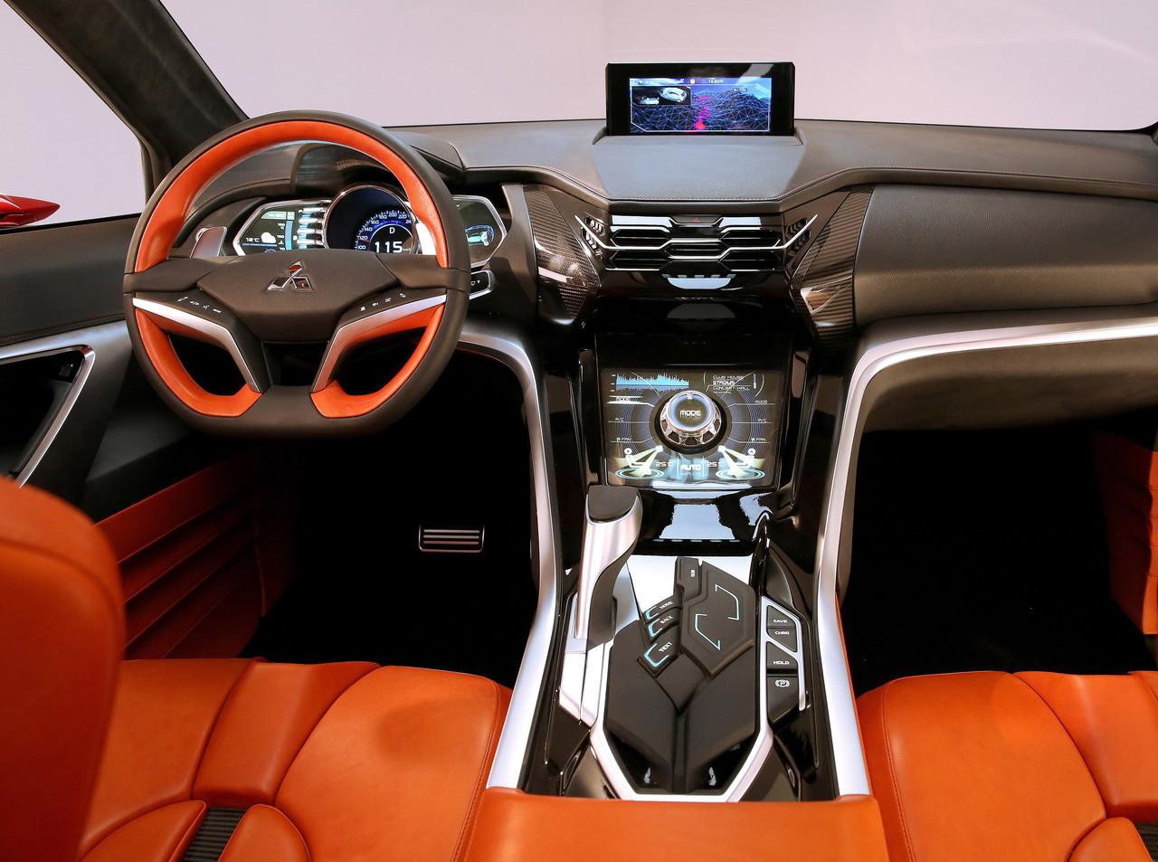 Foto de Mitsubishi XR-PHEV II Concept (17/27)