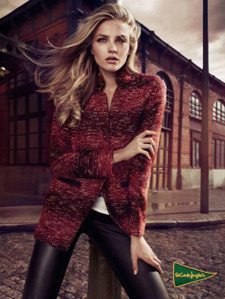 6e24a9b486c1 El Corte Inglés campaña otoño 2012: lo clásico está de moda