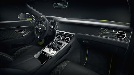 Bentley Continental Record Interior